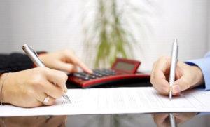 Подписание соглашения о разделе совместного имущества