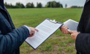 Переоформление земельного участка